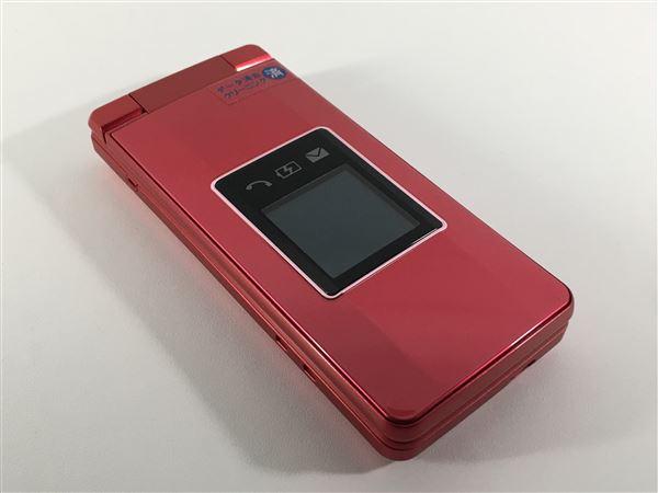 【中古】【安心保証】 SoftBank 807SH ピンク