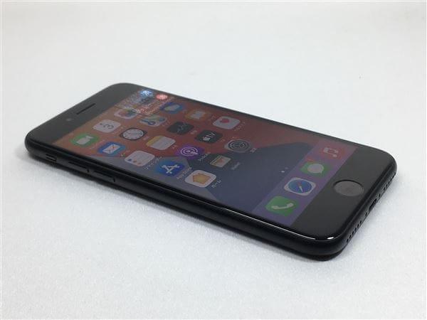 【中古】【安心保証】 iPhoneSE 第2世代[128GB] SoftBank MHGT3J ブラック