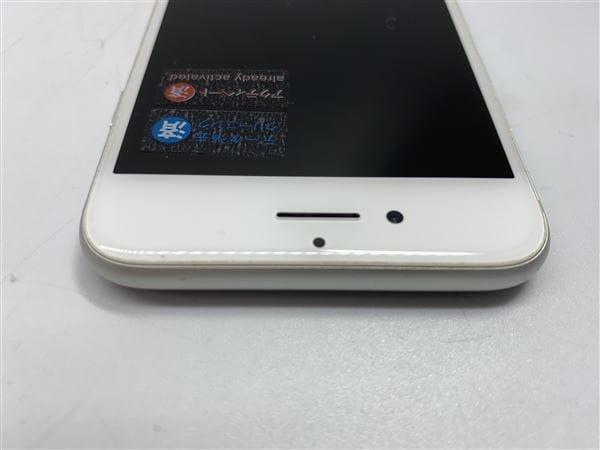 【中古】【安心保証】 iPhone7[128GB] UQモバイル MNCL2J シルバー