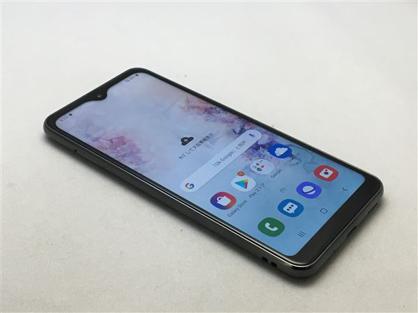 【中古】【安心保証】 UQモバイル SCV46 ブラック