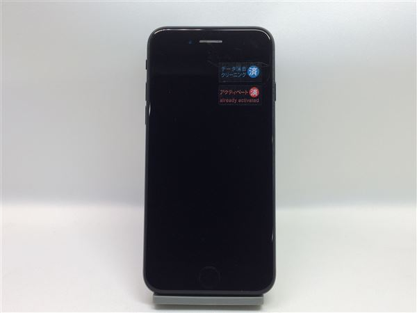 【中古】【安心保証】 iPhoneSE 第2世代[128GB] au MHGT3J ブラック