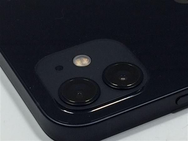 【中古】【安心保証】 iPhone12[256GB] SIMロック解除 docomo ブラック