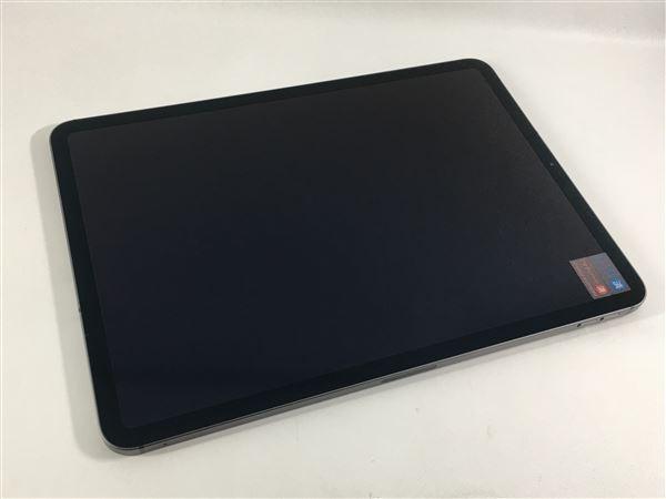 【中古】【安心保証】 iPadPro 11インチ 第2世代[128GB] SIMフリー スペースグレイ
