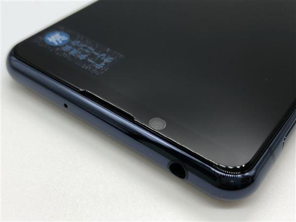 【中古】【安心保証】 SoftBank A002SO [128GB] (5G) ブルー