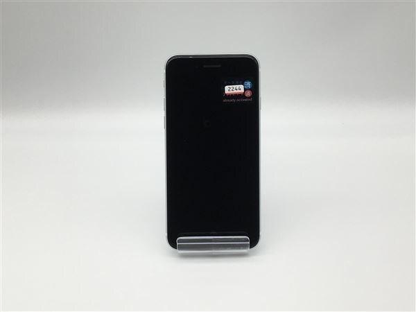 【中古】【安心保証】 iPhoneSE 第2世代[128GB] SoftBank MXD12J ホワイト