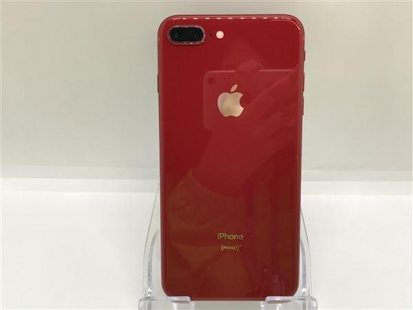 【中古】【安心保証】 iPhone8Plus[64GB] SIMロック解除 SoftBank レッド