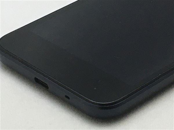 【中古】【安心保証】 SoftBank Android One S3 ネイビーブラック