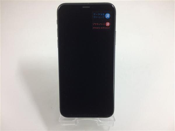 【中古】【安心保証】 iPhoneXS[64GB] SIMロック解除 SoftBank スペースグレイ