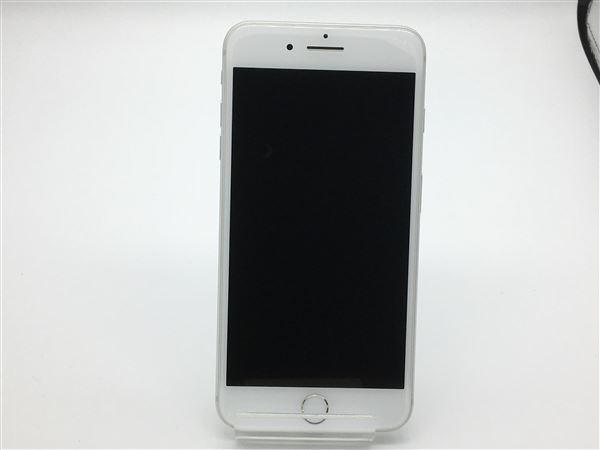 【中古】【安心保証】 iPhone7Plus[32GB] SIMロック解除 au シルバー