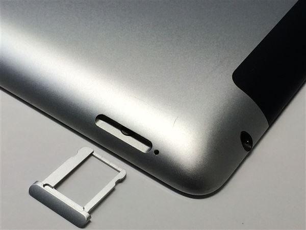 【中古】【安心保証】 iPad4/iPadRetinaディスプレイ 9.7インチ[64GB] セルラー au ブラック