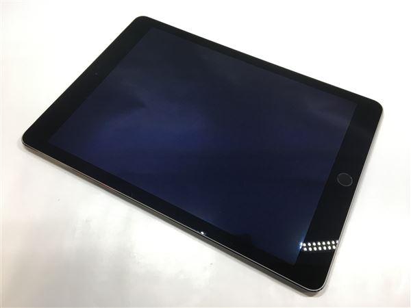 【中古】【安心保証】 iPadAir 9.7インチ 第2世代[16GB] セルラー SoftBank スペースグレイ