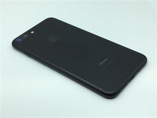 【中古】【安心保証】 iPhone7Plus[32GB] SIMフリー ブラック