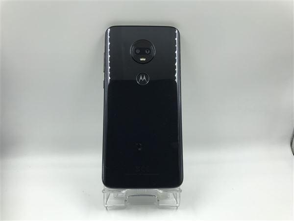 【中古】【安心保証】 SIMフリー Moto G7[64G] セラミックブラック