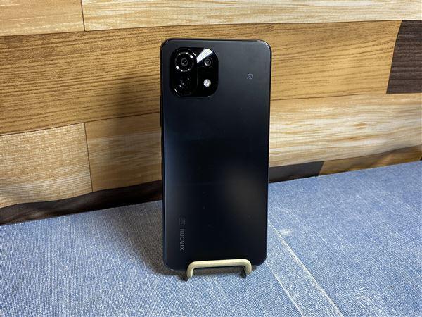 【中古】【安心保証】 SIMフリー Mi 11 Lite [128GB] (5G) トリュフブラック