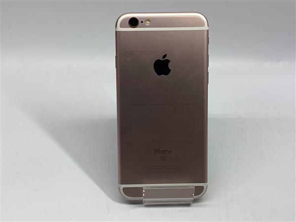 【中古】【安心保証】 SoftBank iPhone6s[32G] ローズゴールド