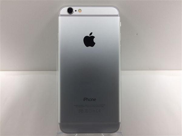 【中古】【安心保証】 iPhone6[16GB] SoftBank MG482J シルバー
