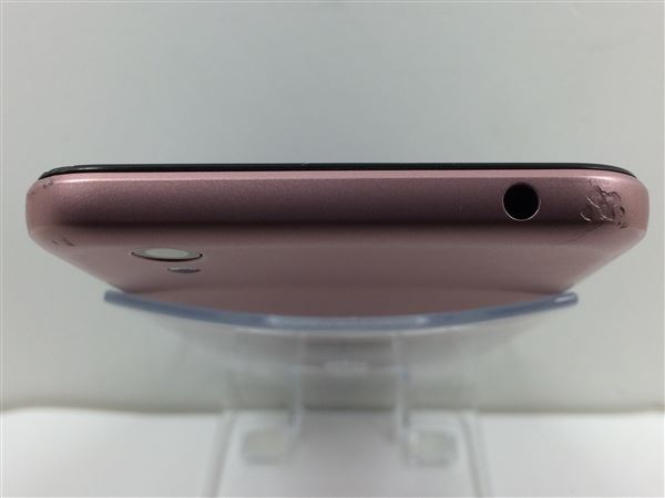 【中古】【安心保証】 SoftBank Android One S3 ピンク