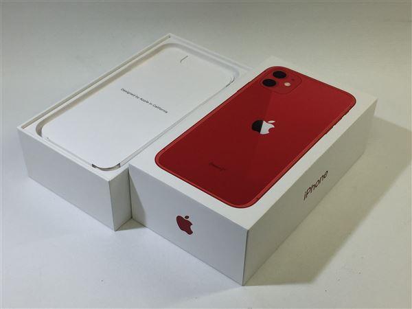【中古】【安心保証】 iPhone11[64GB] SIMロック解除 au レッド