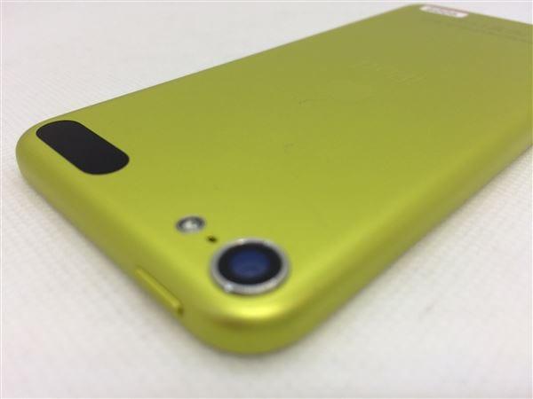 【中古】【安心保証】 iPodtouch5[32GB](イエロー) ND714J