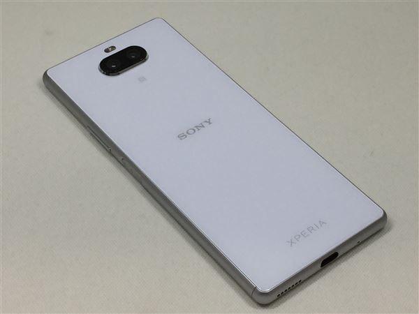 【中古】【安心保証】 Y!mobile 902SO ホワイト