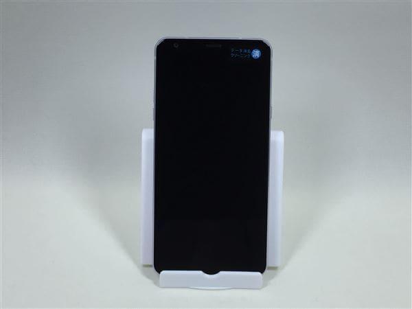 【中古】【安心保証】 楽天モバイル LM-Q710XM ラベンダー