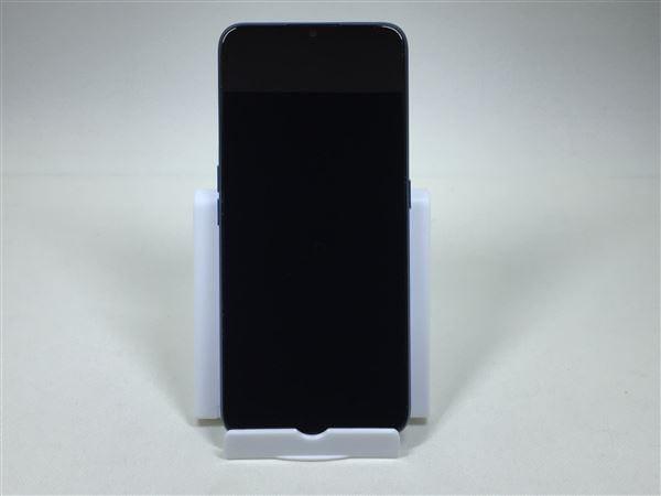 【中古】【安心保証】 楽天モバイル OPPO A5 2020 ブルー