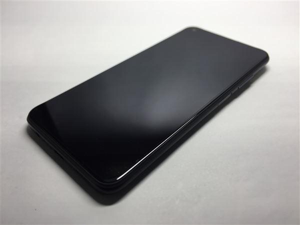 【中古】【安心保証】 SoftBank A001XM[64G] ナイトフォールブラック