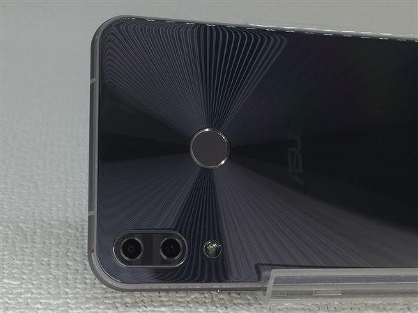【中古】【安心保証】 SIMフリー ZenFone5_2018[64G/6G] Sシルバー