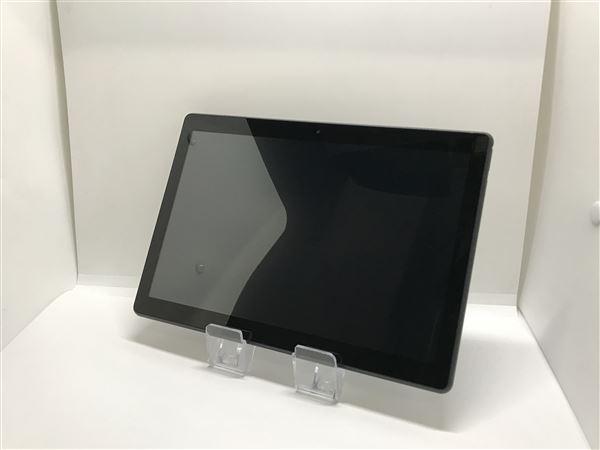 【中古】【安心保証】 Lenovo TAB M10[16G] ブラック