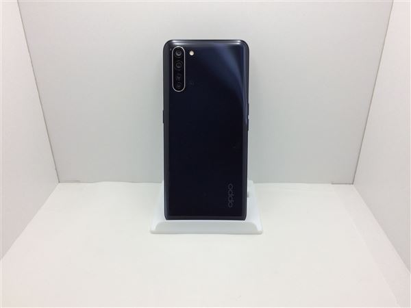 【中古】【安心保証】 Y!mobile OPPO Reno3 A ブラック