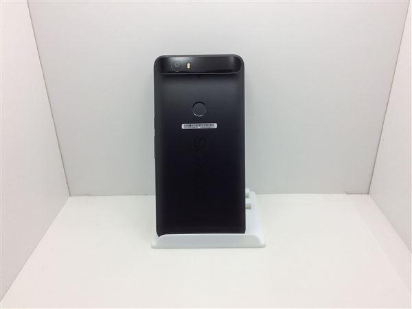 【中古】【安心保証】 Y!mobile Nexus6P[32G] グラファイト
