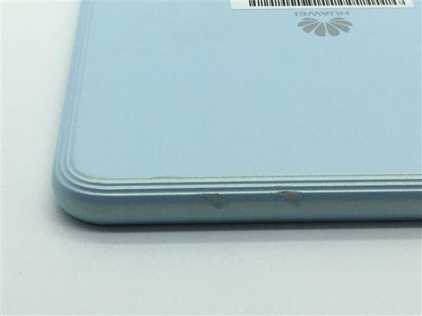 【中古】【安心保証】 SIMフリー MediaPad T2 7.0 ブルー