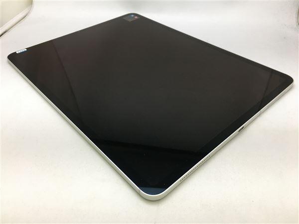 【中古】【安心保証】 iPadPro 12.9インチ 第3世代[512GB] セルラー SoftBank シルバー