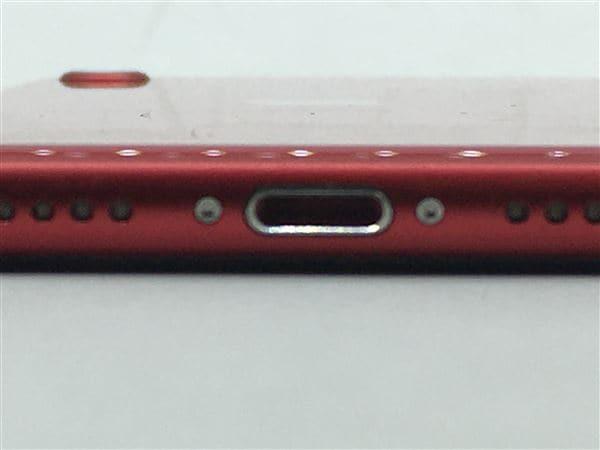 【中古】【安心保証】 iPhoneSE 第2世代[64GB] SIMロック解除 au レッド