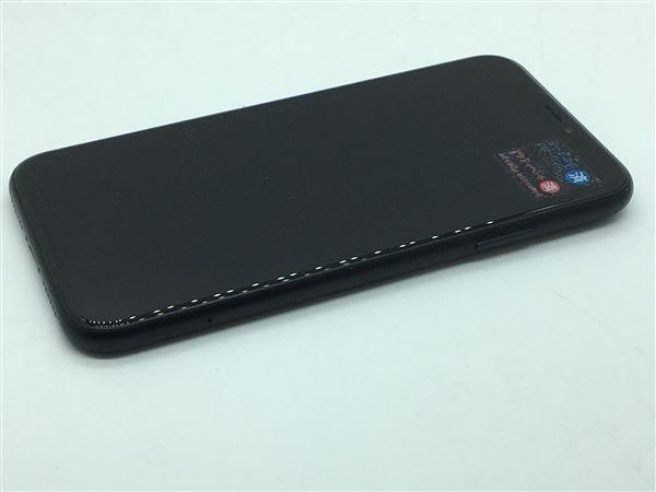 【中古】【安心保証】 iPhoneXR[64GB] SIMロック解除 docomo ブラック
