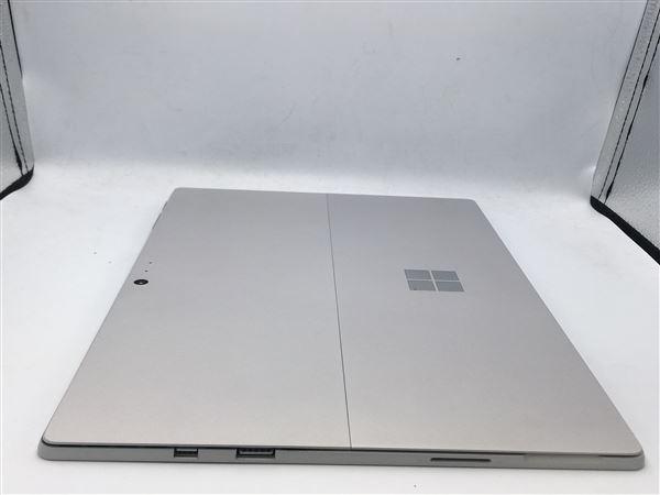 【中古】【安心保証】 Surface Pro 2017[256Gオフィス無] シルバー
