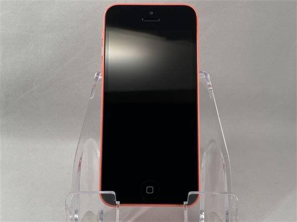 【中古】【安心保証】 SoftBank iPhone5c[16G] ピンク