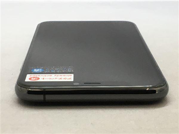 【中古】【安心保証】 iPhone11 Pro[256GB] SoftBank MWC72J スペースグレイ