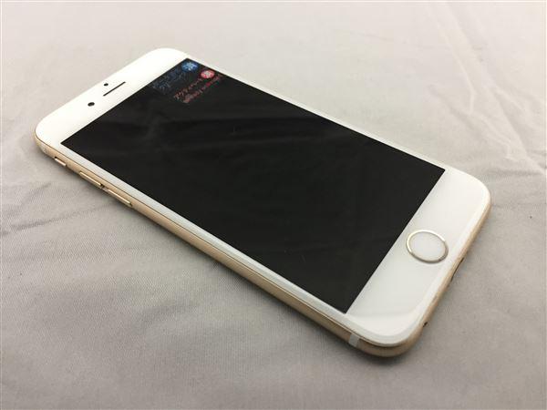 【中古】【安心保証】 Y!mobile iPhone6s[32G] ゴールド