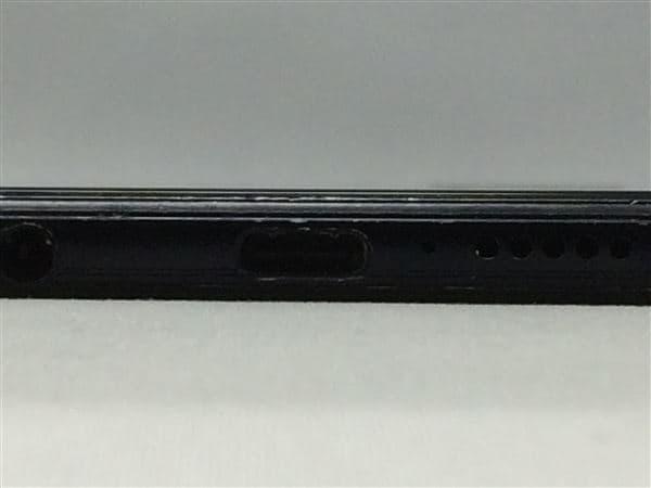 【中古】【安心保証】 UQモバイル P20lite ミッドナイトブラック