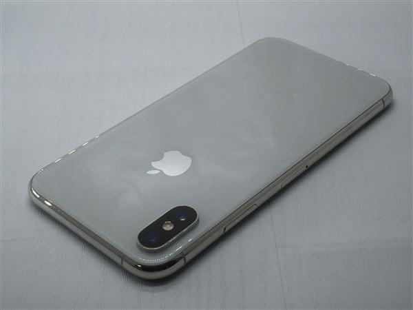 【中古】【安心保証】 iPhoneXS[64GB] SIMロック解除 docomo シルバー