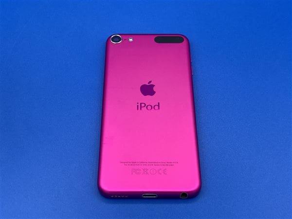 【中古】【安心保証】 iPodtouch6[32GB](ピンク)MKHQ2J