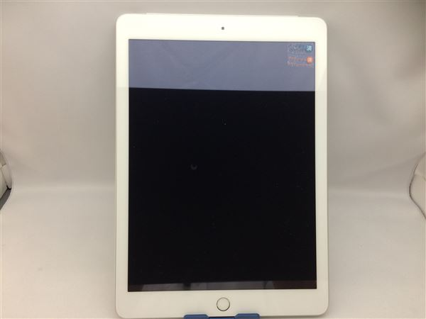 【中古】【安心保証】 iPad 9.7インチ 第5世代[32GB] セルラー docomo シルバー