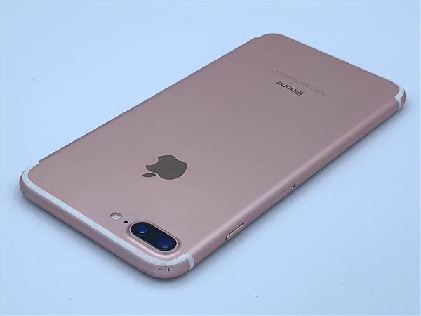 【中古】【安心保証】 iPhone7Plus[128GB] SoftBank MN6J2J ローズゴールド