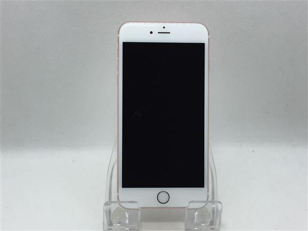 【中古】【安心保証】 iPhone6sPlus[16GB] SIMロック解除 SoftBank ローズゴールド