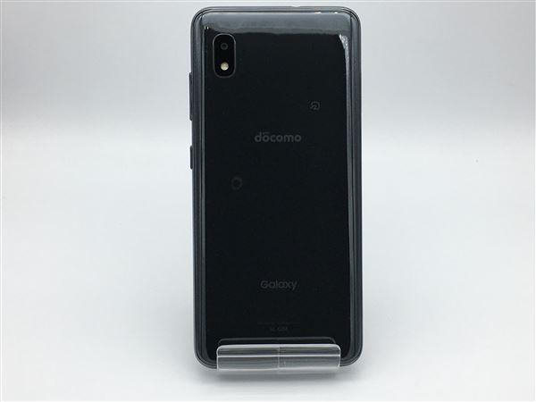 【中古】【安心保証】 docomo SCー02M ブラック