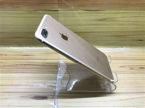 【中古】【安心保証】 iPhone7Plus[32GB] SoftBank MNRC2J ゴールド
