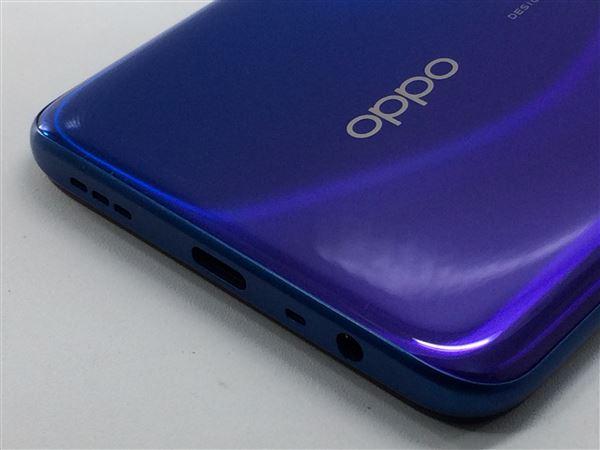 【中古】【安心保証】 UQモバイル A5 2020 ブルー