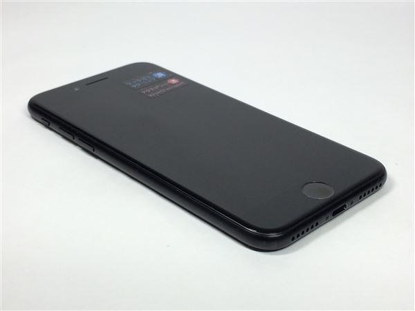 【中古】【安心保証】 iPhone7[128GB] SoftBank MNCK2J ブラック