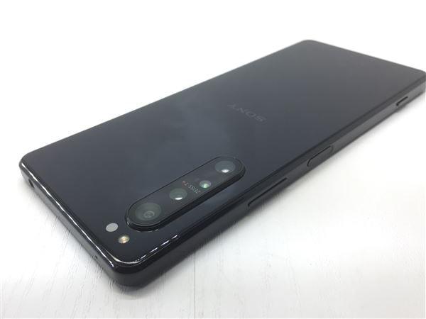 【中古】【安心保証】 au SOG01 [128GB] (5G) ブラック